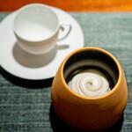 蒼 - 新玉葱のムース