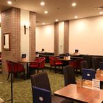 喫茶室ルノアール - 加熱式たばこ専用席