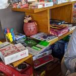 武相庵 LIBRARY&HOSTEL - ボードゲーム ほとんど知ってるやつだった。
