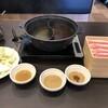 しゃぶ葉 - 料理写真:豚バラ60分ランチ1099円税込