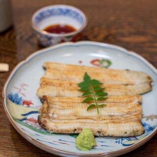 うなぎ 浜名 - 料理写真:2020.6 白焼(5,170)