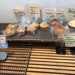 ベーカリー ワタナベ - 料理写真: