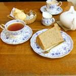 Kouchanomiseshun - 紅茶と自家製おやつ。