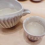 金沢回転寿司 輝らり - 竹葉 能登純米