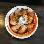 文雅堂 - 料理写真:ちゃーしゅーめん