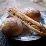 小っちゃなパン屋さん - 小っちゃなパン屋さん コッペパンにピーナッツクリーム