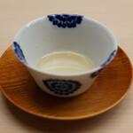 片折 - ローズマリーのお茶