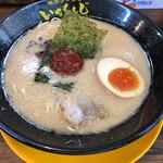 いちもんじ - 料理写真:いちもんじラーメン ¥600-