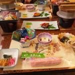美登利園 - 料理写真:夕食です