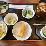 うなぎの尾方 - 料理写真:レディース膳