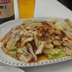 みやぎ中華 - 料理写真:キャベツ