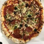 Hey's Diner - 料理写真:直径30cmピザアップ