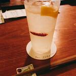 131085821 - 辛味レモンサワー