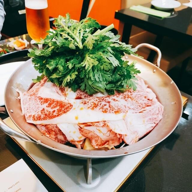 厨 七代目松五郎の料理の写真