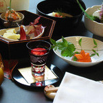 温石 - 料理写真:四季懐石料理コースのイメージです