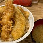 四八天丼 - 料理写真: