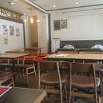 カド珈琲 - 店内の様子
