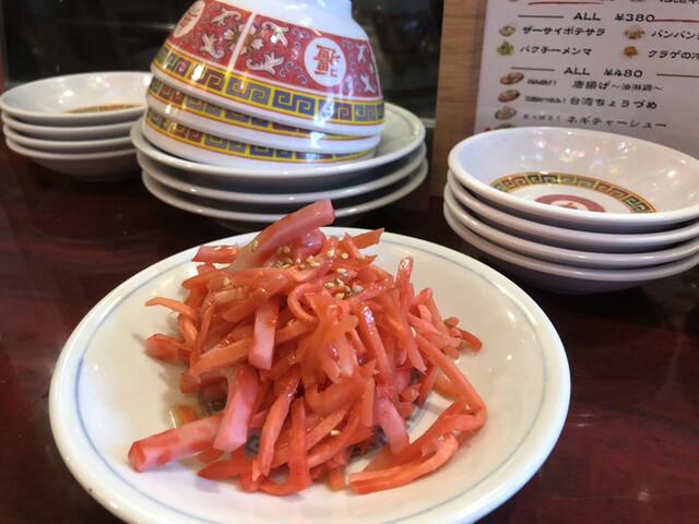 アガリコ餃子楼 練馬店の料理の写真