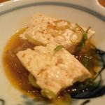 13110593 - 煮込み豆腐