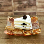 ヤマ ベイクド - チェリーのショートケーキ