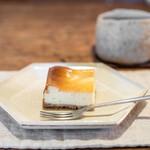 イカニカ - チーズケーキ