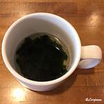 Ainateichao - 若芽スープ