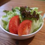 ラ・ビエール - サラダ