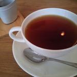 ちくたく - 今日のお茶は、ミントティ♪
