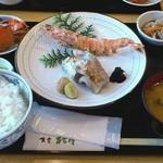 13111887 - 焼魚定食 1450円