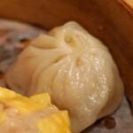 中国料理 琥珀 - 小籠包