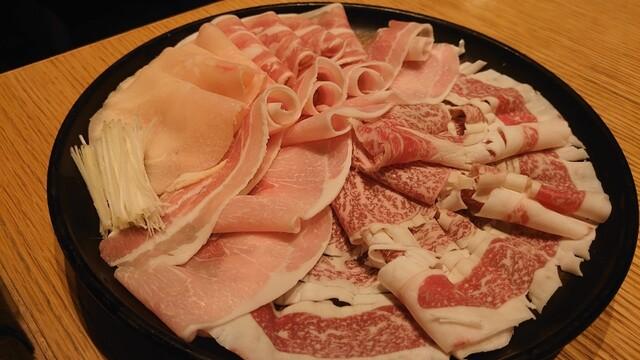 銀座しゃぶ通 好の笹 日本橋店の料理の写真