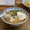 ふぁんふぁん - 料理写真:醤油ラーメン 700円