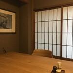 浅草じゅうろく - 個室