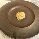 レストラン ペルージュ - 雲丹のカッペリーニ