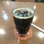 UCC Cafe Comfort - 泡立った淹れたての炭焼アイスコーヒー