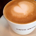CAFFE ANTOLOGIA - カフェマッキャート
