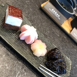 王德傳 - お茶菓子
