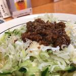 131120715 - 冷し麻婆麺(アップ)