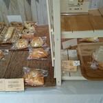 ふわり - 料理写真:パンコーナー