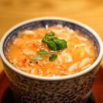 高太郎 - 蛤と桜海老の茶椀蒸し