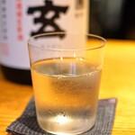 高太郎 - 宗玄 純米 山田錦 無濾過生原酒