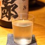 高太郎 - 大治朗 純米吟醸 うすにごり生酒