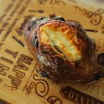 ハマブレッド - クランベリーチーズクリーム