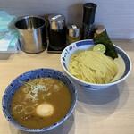 つじ田 - 濃厚味玉つけ麺('20/06/06)