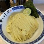 つじ田 - つけ麺の麺('20/06/06)