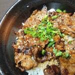 マルハのカルビ丼 - 料理写真: