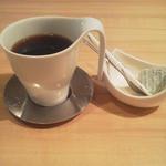 洋食堂 はなや - セットのコーヒーです。