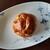 プス - 料理写真:クルミクリームチーズ。