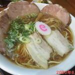 中村商店 - 中華そば(チャーシュー) 950円