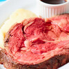 トラットリア カルネジーオ - 料理写真:厚切りローストビーフ